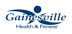 gainesville health and fitness logo transparent