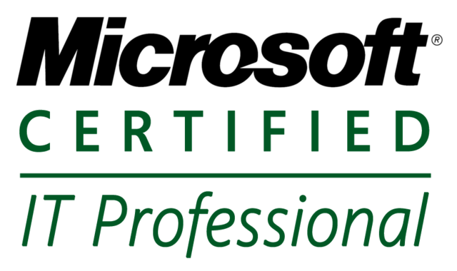 microsoft certified professional logo