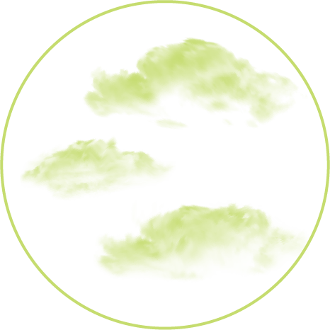light green cloud solutions transparent favicon